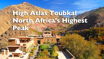 High Atlas Toubkal