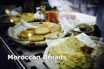 Moroccan Breads, Photograph by Amanda Mouttaki