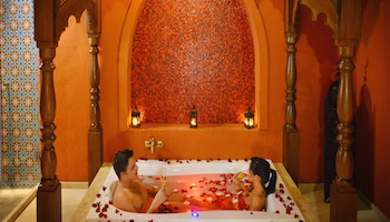 Moroccan Hammam, Couples Honeymoon Experience