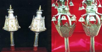 Jewish Museum, Casablanca, Tora Ornaments