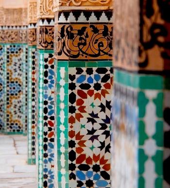 Ben Youssef Medersa, Marrakech