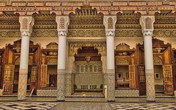 Dar Menebhi Palace, Marrakech