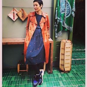 Norya Ayron Marrakech Designer