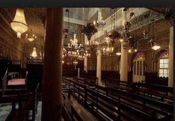 Tangier Jewish Heritage Tour, Nahon Synagogue