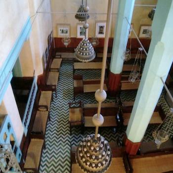 Iban Danan Synagogue, Fes