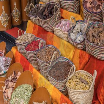 Jewish Mellah, Marrakech Spice Market