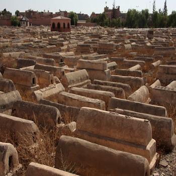 Miaara Jewish Cemetery, Fes