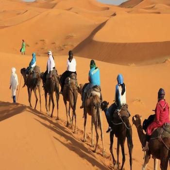 Sahara Desert Family Safari, Morocco