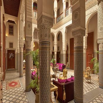 Riad Fez, Relais Chateaux