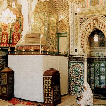 Zaouida Moulay Idriss, Fez