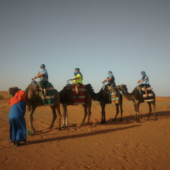 Sahara Desert Safari, Morocco Family Tour